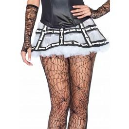 Rubber Bone Cage Skirt