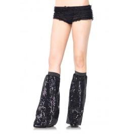 Sequin Leg Warmers