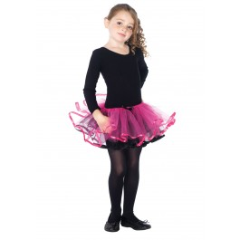 Childrens Enchanted Reversible Ribbon Trimmed Tutu