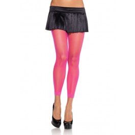 Spandex Sheer Footless Tights