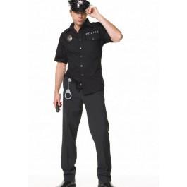 Cuff Em' Cop Costume