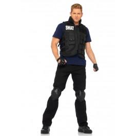 4 Piece SWAT Commander