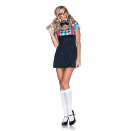 Naughty Nerd School Girl Costume