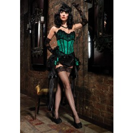 Burlesque Jewel Corset