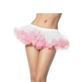 Puffy Chiffon Mini Petticoat