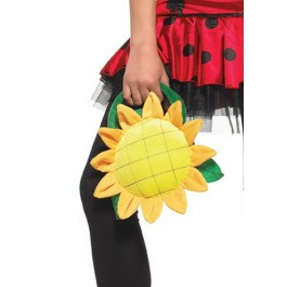 Sunflower Purse Holiday Costume Party Accessory