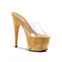7 Inch Heel, 2 3/4 Inch PF Slide