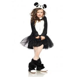 Pretty Panda Childs Costume