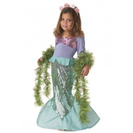 Lil' Mermaid Cute Kids Costume