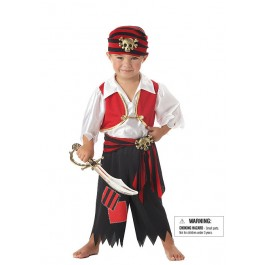Ahoy Matey! Cute Kids Costume