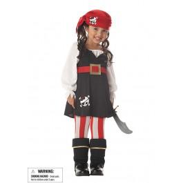 Precious Lil' Pirate Cute Kids Costume