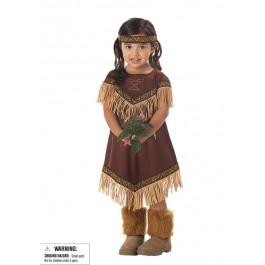 Lil' Indian Princess Cute Kids Costume