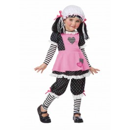 Toddler Rag Dolly