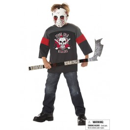 Blood Sport Scary Kids Costume