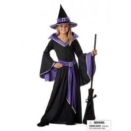 Incantasia, The Glamour Witch Cute Kids Party Costume