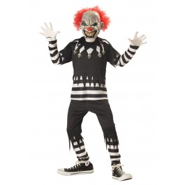Creepy Clown Child
