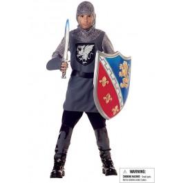 Valiant Knight Kids Medieval Costume