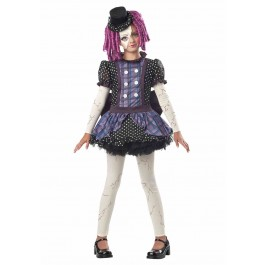Broken Doll Child Costume