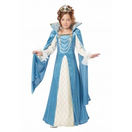 Child Renaissance Queen