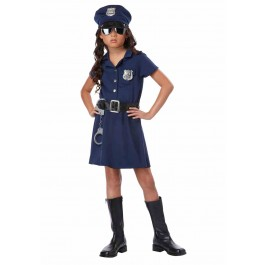 Child Costumes Police Officer
