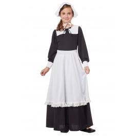 Child Pilgrim Girl