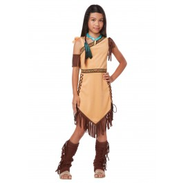 Child Native American Princess