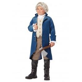 Child George Washington/Thomas Jefferson