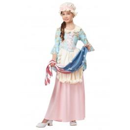 Child Colonial Lady/Betsy Ross/Martha Washington