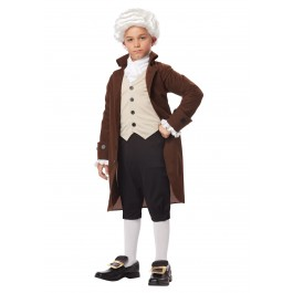 Child Colonial Man/Benjamin Franklin
