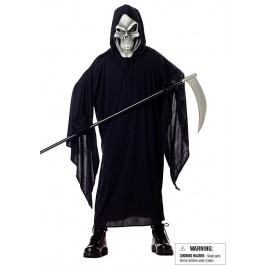 Grim Reaper Scary Kids Ghost Demon Costume