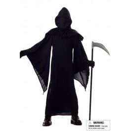 Horror Robe Scary Kids Ghost Demon Costume