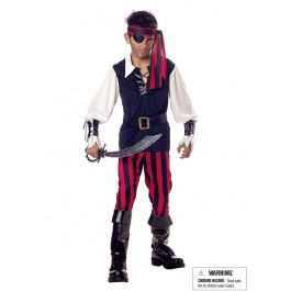 Cutthroat Pirate Kids Party Costume