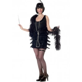 Fashion Flapper Holiday Party Costume