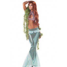 Mesmerizing Mermaid Sexy Holiday Party Costume