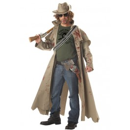 Men'S Zombie Hunter Party Costume