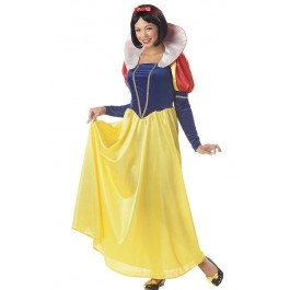Classic Snow White Dress Costume