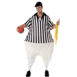 Referee Holiday Party Costume