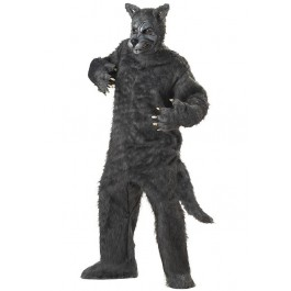 Men'S Big Bad Wolf Holiday Party Costume