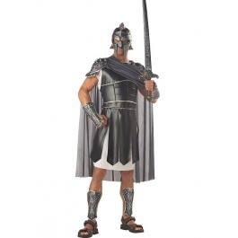 Men'S Centurion Roman Soldier Party Costume