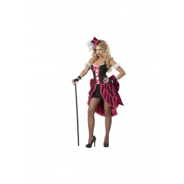 Parisian Showgirl Costume