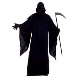 Men's Horror Robe Scary Demon Ghost Party Costume