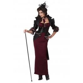 Lady Of The Manor Victorian Costume