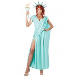 Adult Lady Liberty