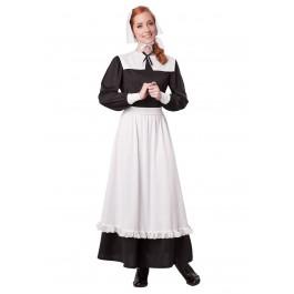 Adult Pilgrim Woman