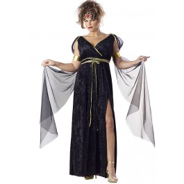 Medusa Greek Goddess Holiday Party Costume