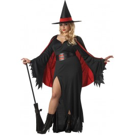 Scarlet Witch Plus Size Costume