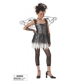 Dark Angel Junior Teen Holiday Party Costume