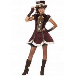 Tween/Teen Costumes Steampunk Girl