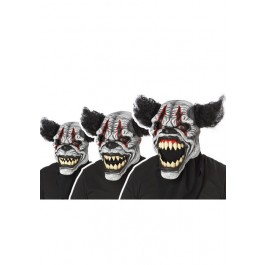Last Laugh The Clown Ani-Motion Mask