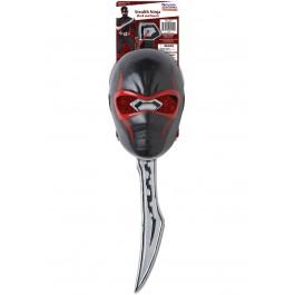 Stealth Ninja Mask And Sword